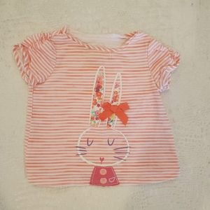 4for$20!! Baby girl cotton t-shirt